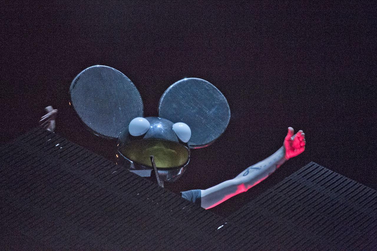 Disney och Deadmau5 har kommit överens
