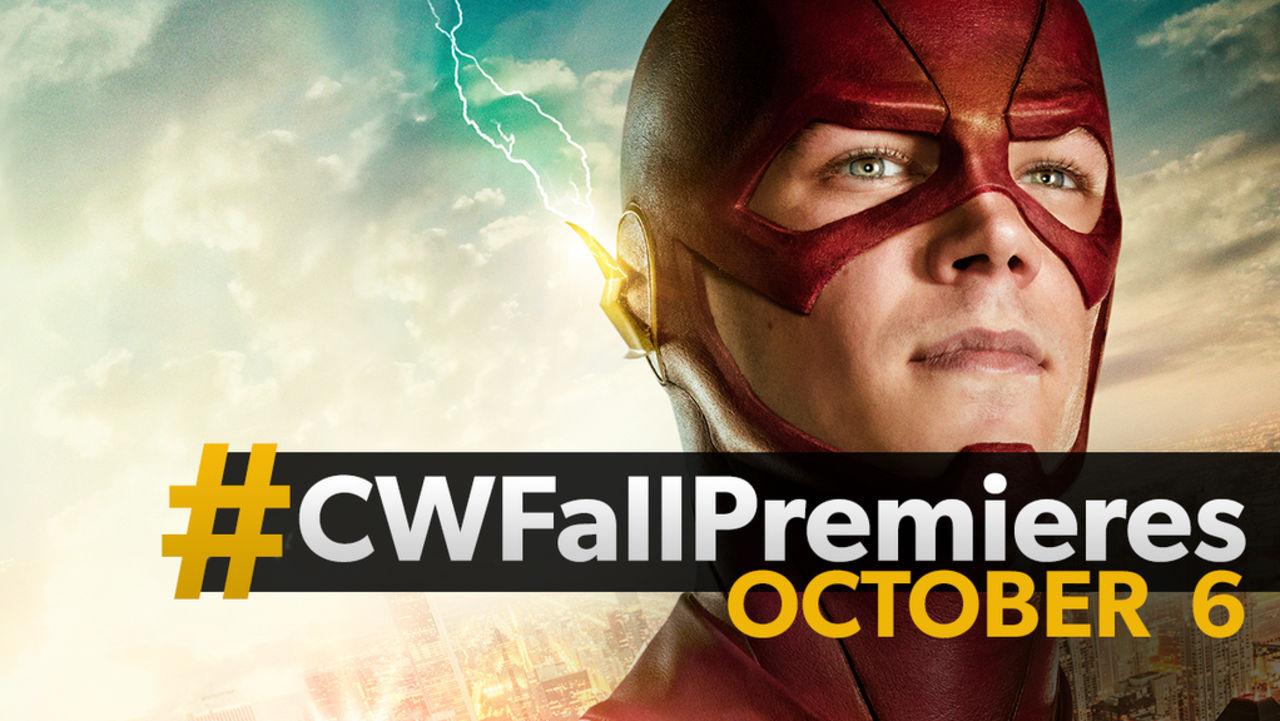 Premiärdatum för S02 av The Flash