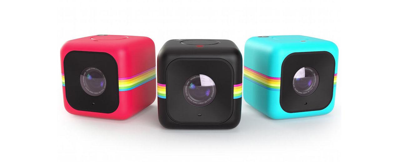 Polariod lanserar Cube+