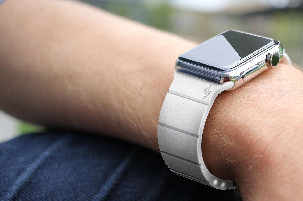 Få ut mer batteritid med din Apple Watch med Reserve Strap