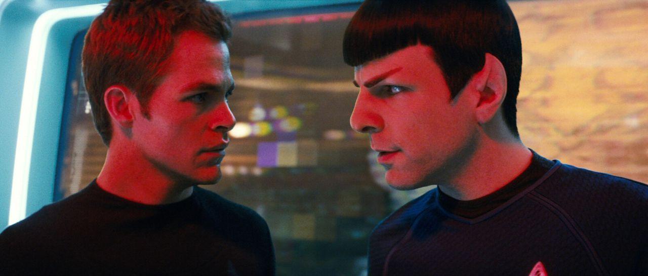 Kirk och Spock klara för en fjärde Star Trek-film