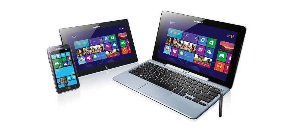 Samsung tillåter Windows-uppdateringar
