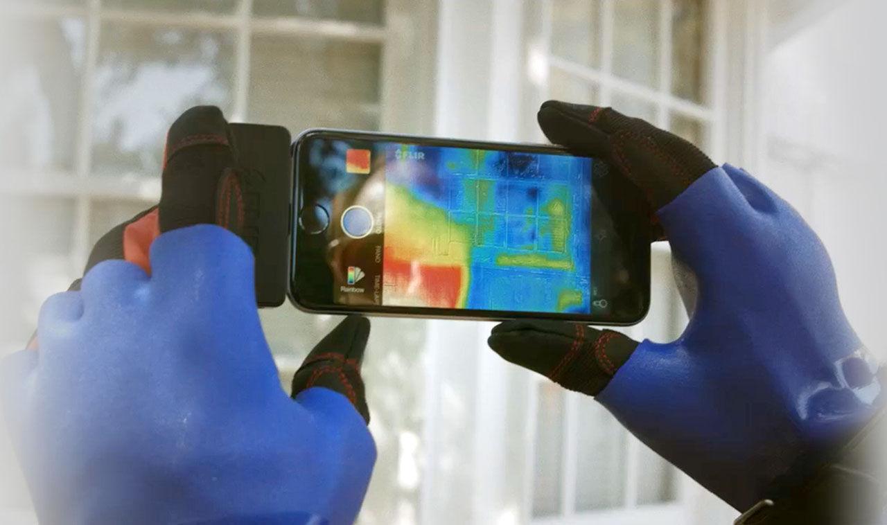 Värmekameran Flir One ute nu till iPhone