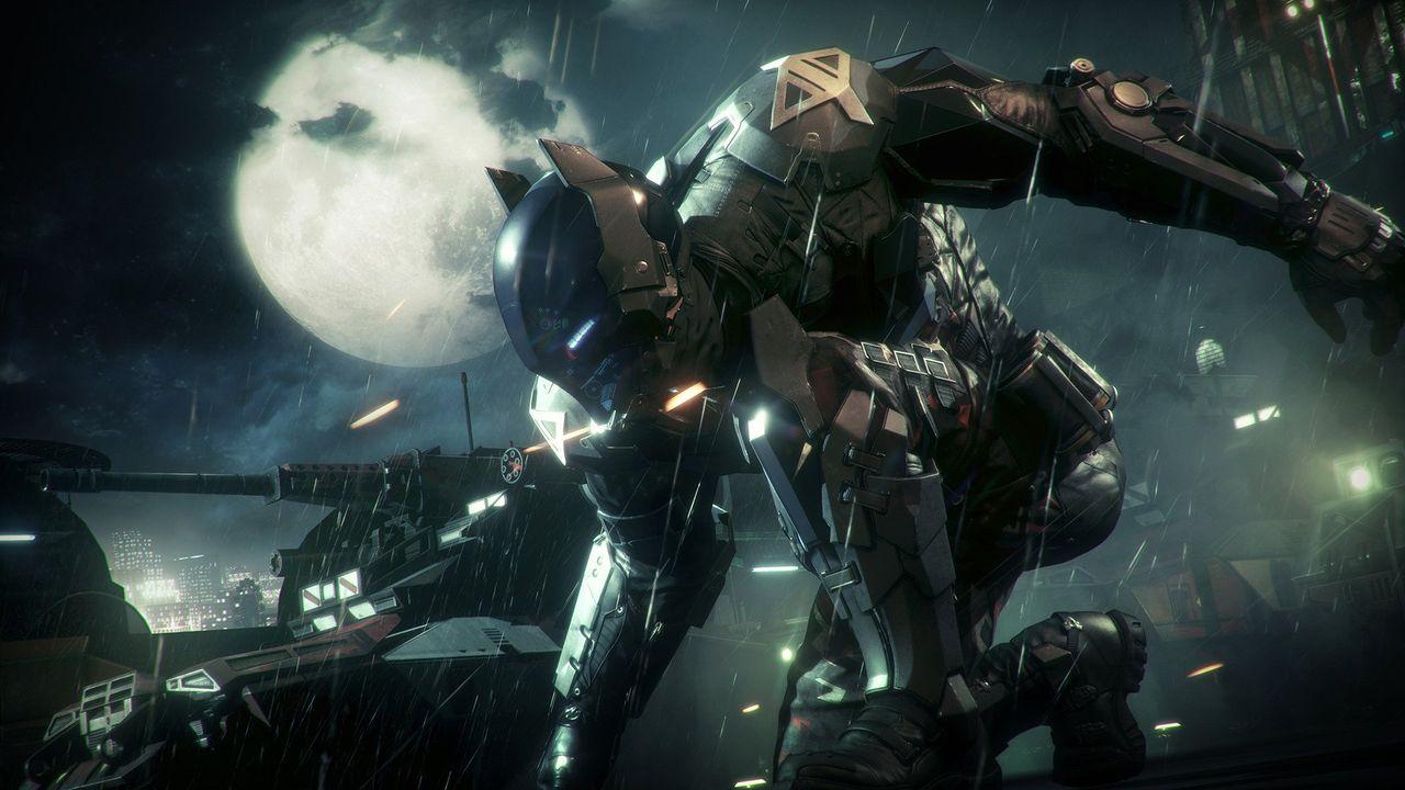 Warner försöker laga PC-versionen av Batman: Arkham Knight