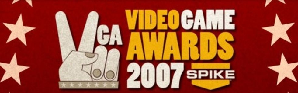 Vinnarna i Spike Video Game Awards