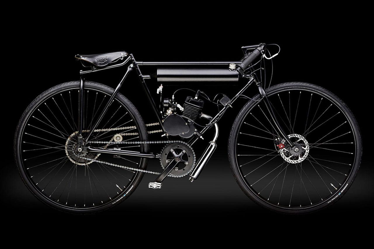 Världens snyggaste moped?