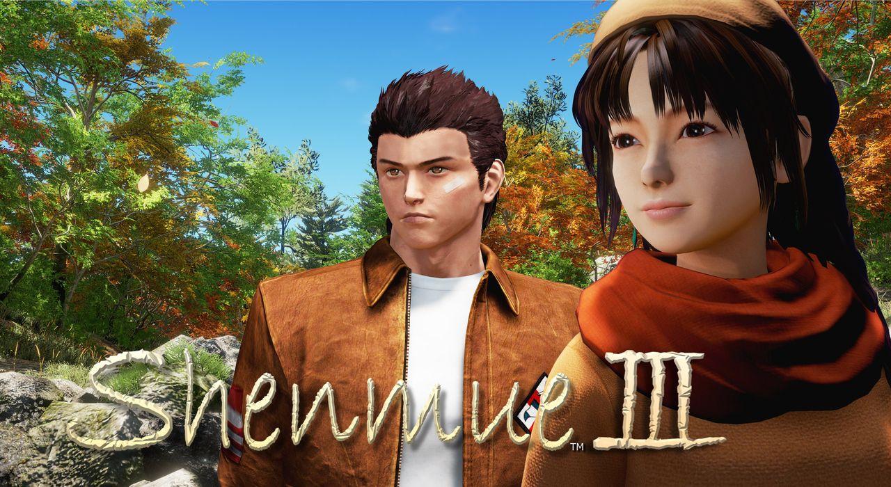 Shenmue 3 släpps i fysisk utgåva