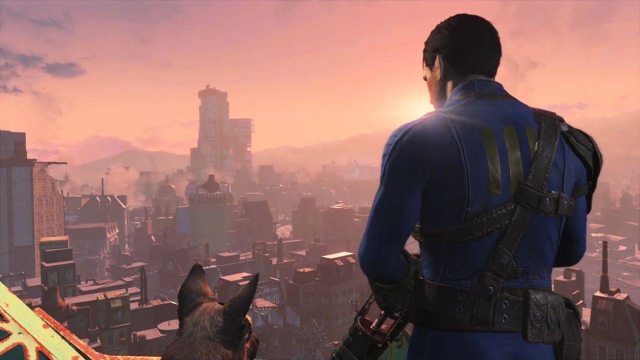 Fallout 4 var bäst på E3