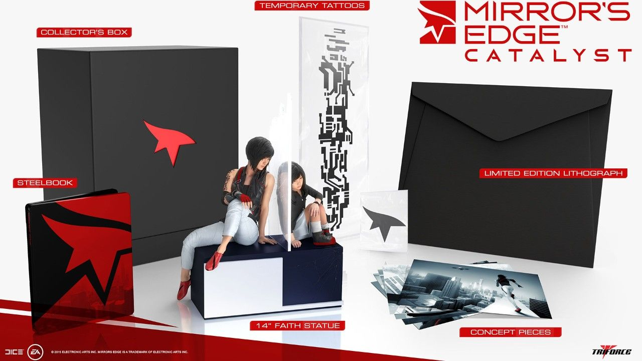 Mirror's Edge Catalyst får Collector's Edition