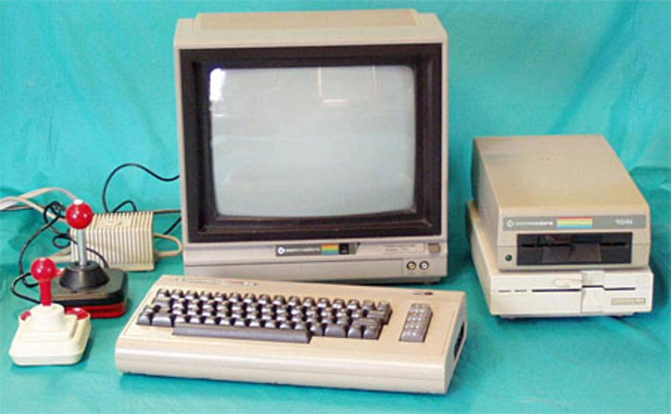 Commodore 64 firar 25 år