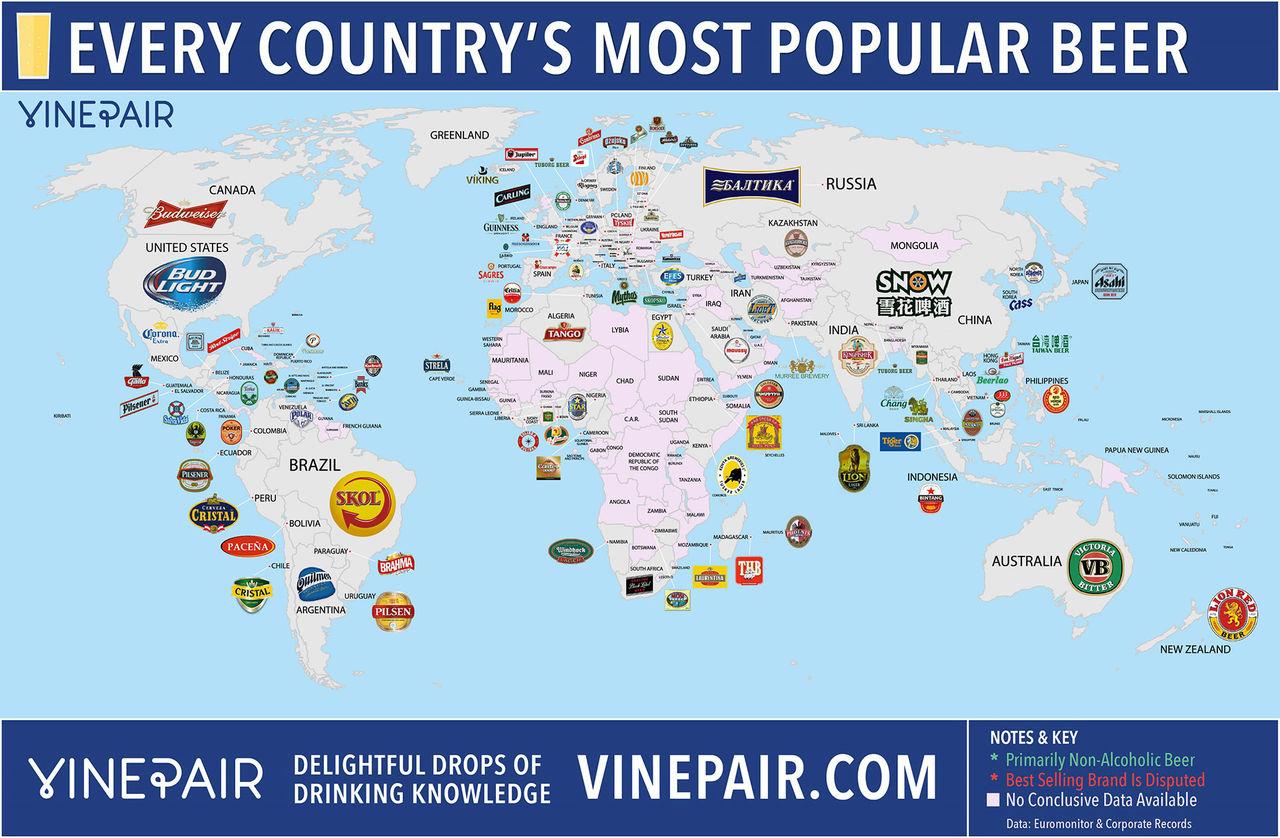 länder i världen