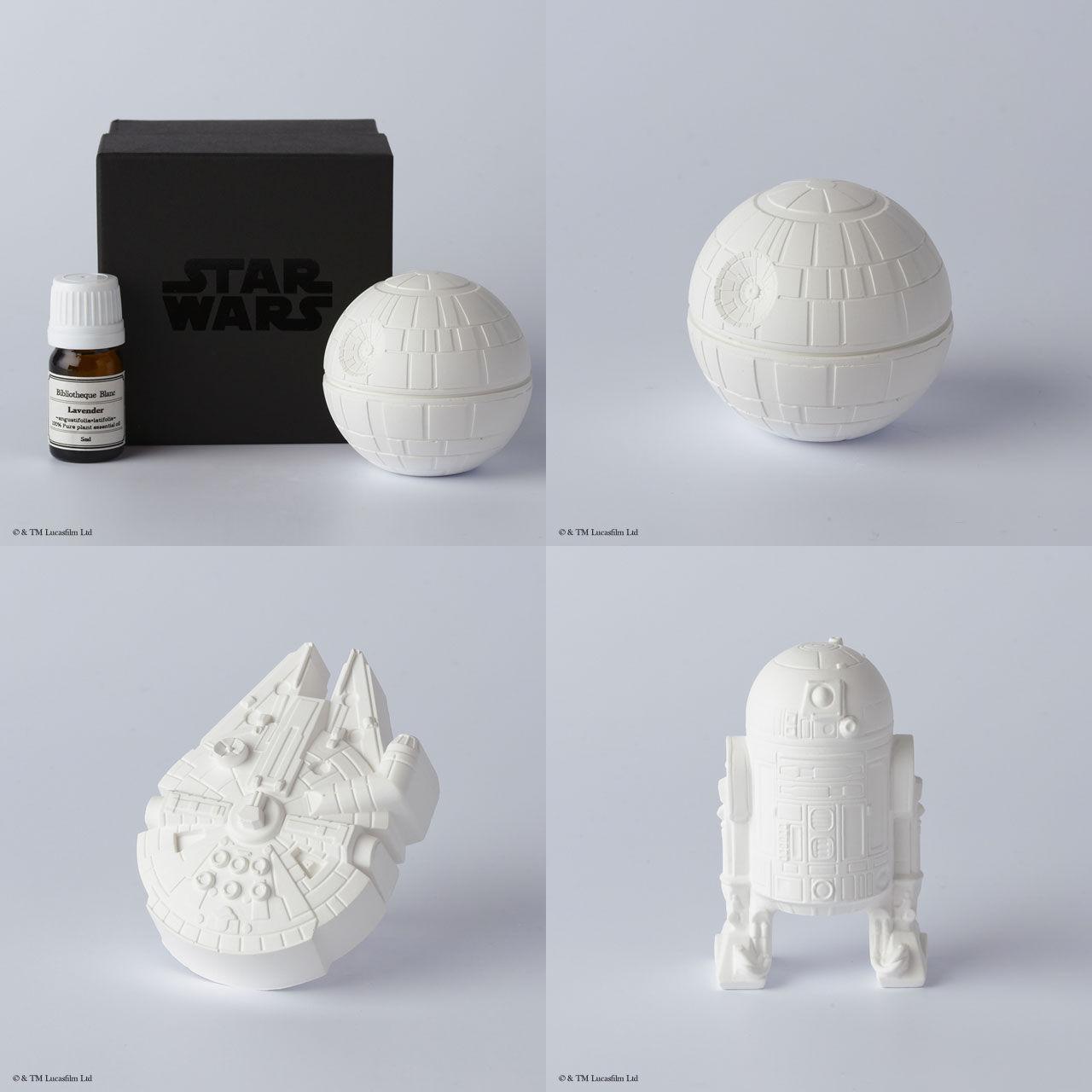 Sprid väldoft med Star Wars