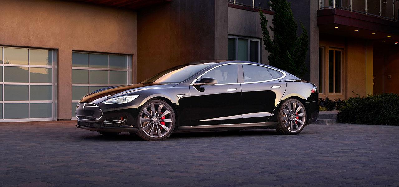 Tesla uppgraderar insane mode till ludicrous mode