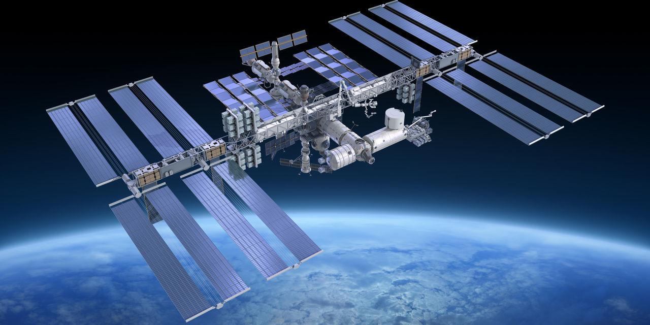 Rymden gör astronauter tunnhudade
