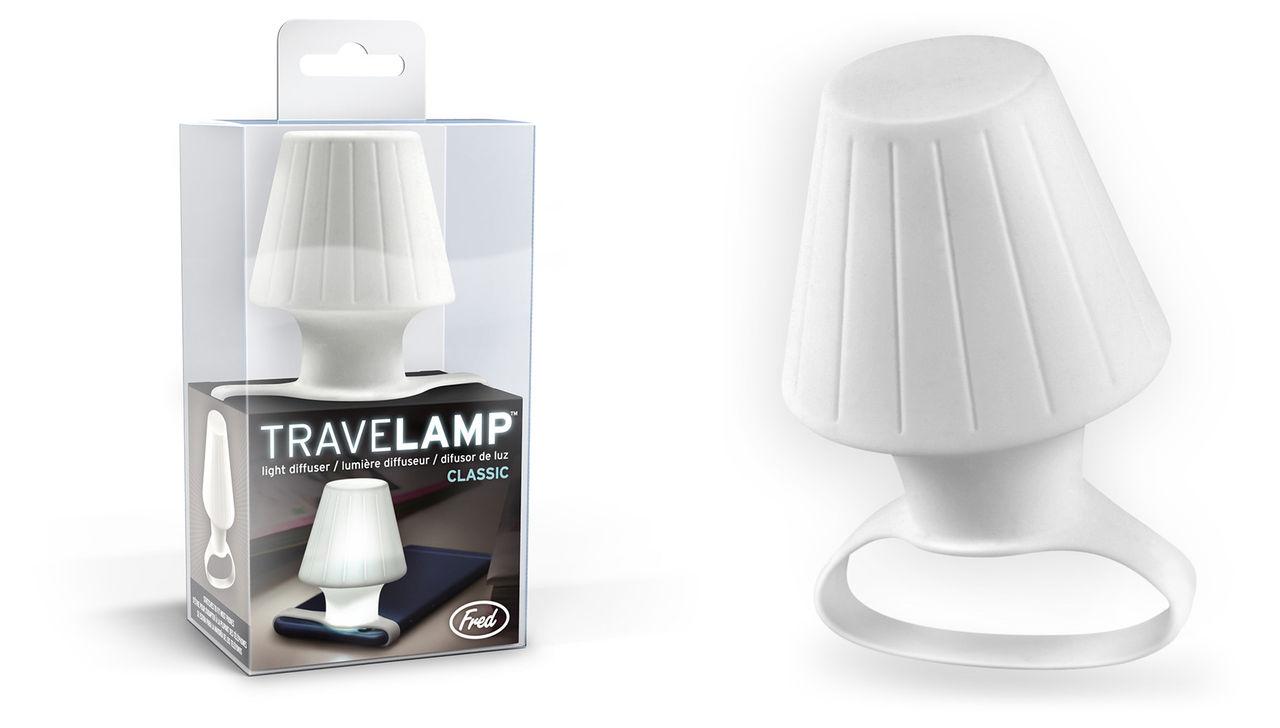 Gör om telefonen till en nattlampa med Travelamp