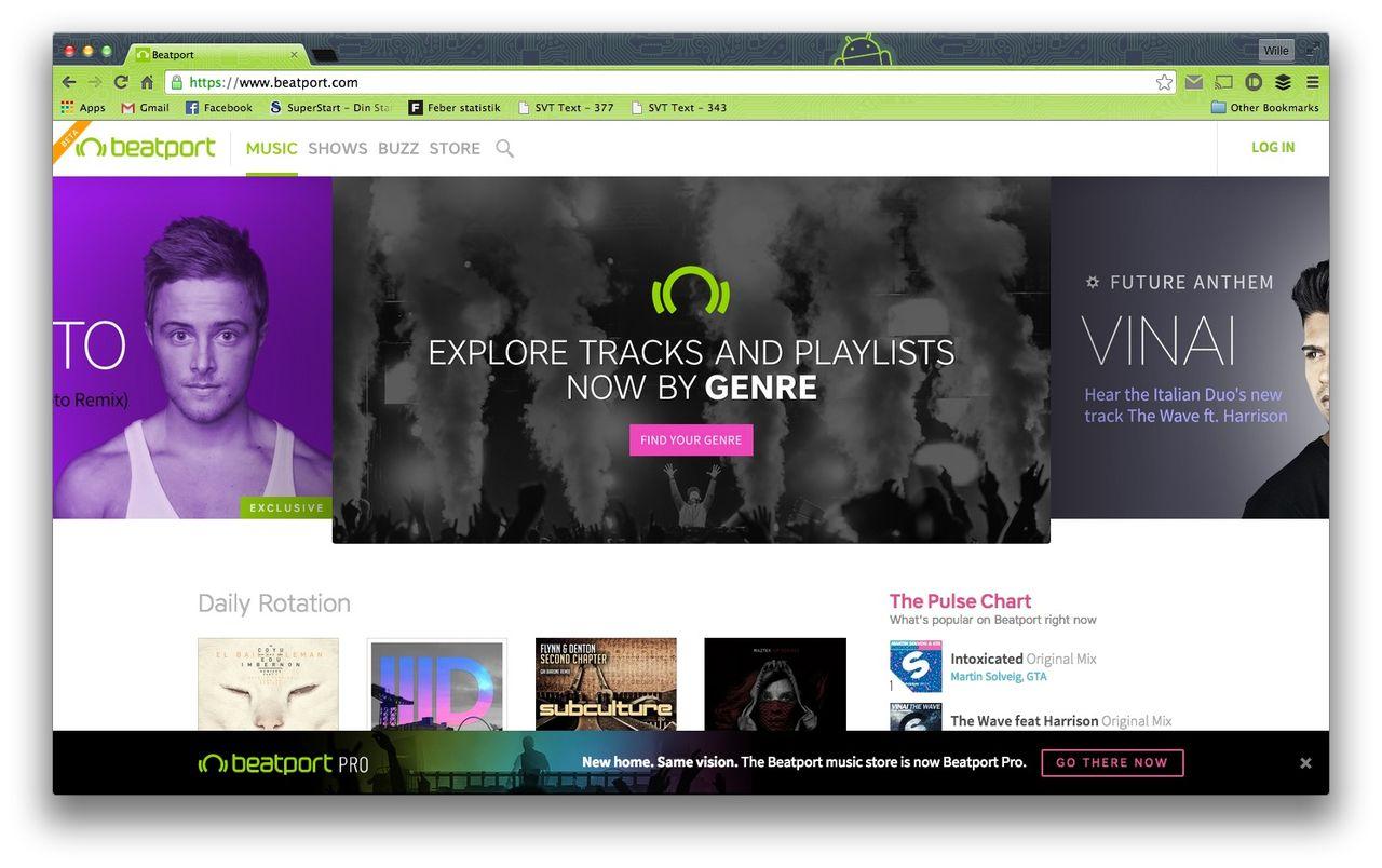 Spotify inleder samarbete med Beatport