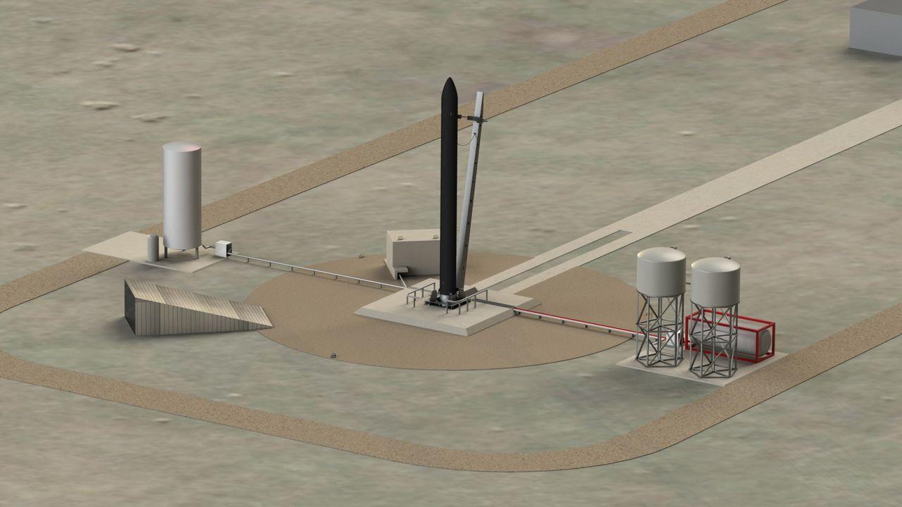Första uppskjutningsbasen för kommersiella rymdfarkoster byggs på Nya Zeeland