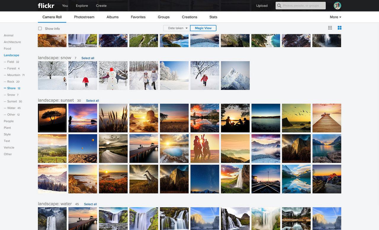 Flickr relanserar Flickr Pro