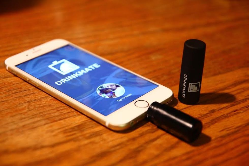 DrinkMate är ett alkotest till iPhone