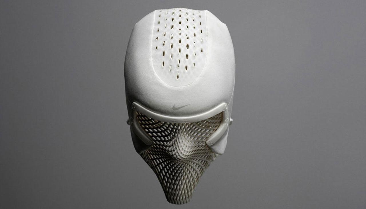 Håll huvudet kallt med Nikes nya ansiktsmask