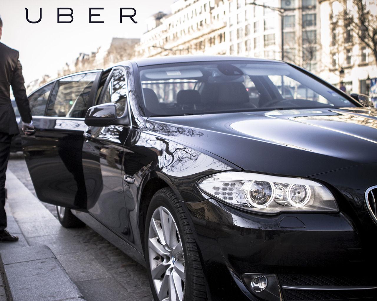 Uber börjar leasa ut bilar