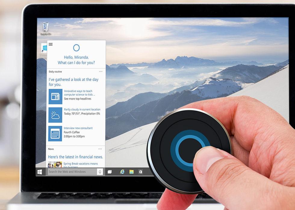 Tillbehörstillverkarna Satechi släpper Cortana-knapp