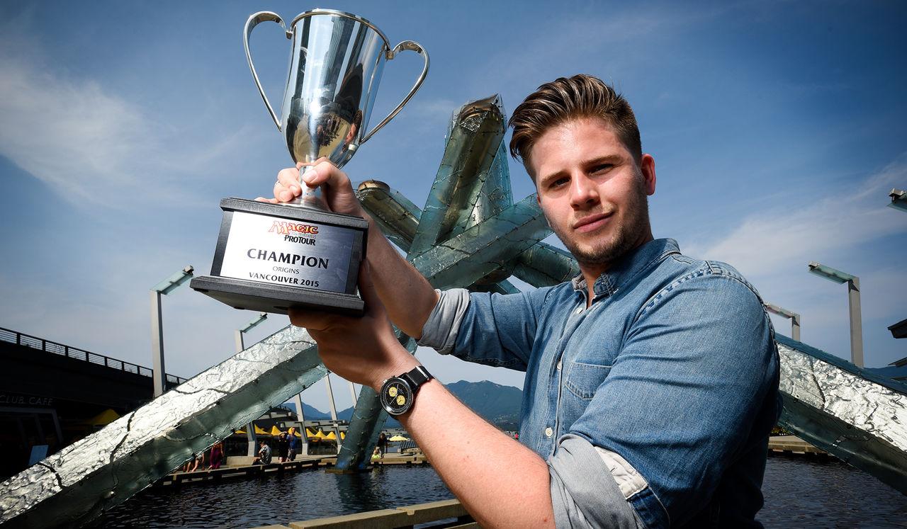 Svensk vann stor Magic-turnering