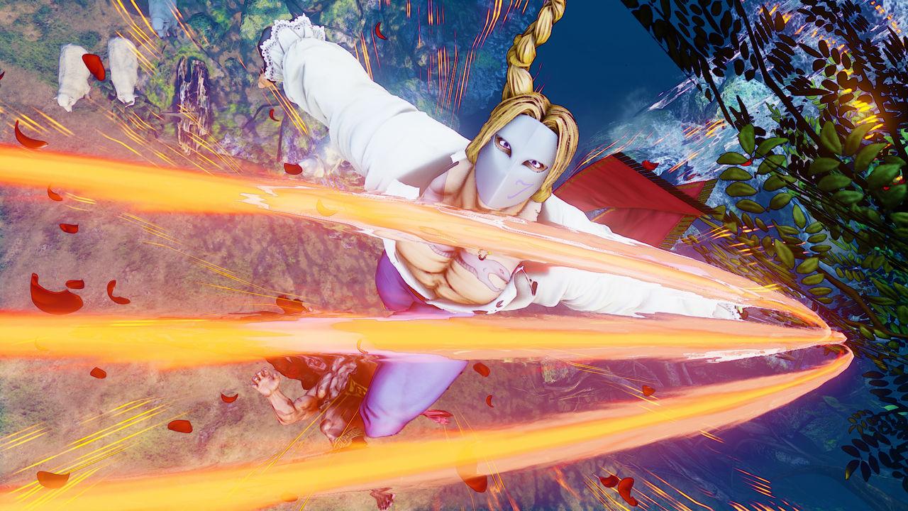 Vega till Street Fighter V