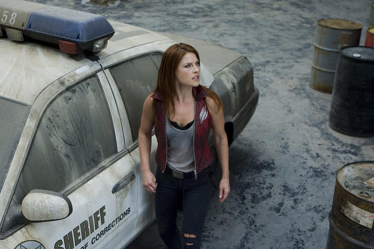 Ali Larter återvänder i Resident Evil: The Final Chapter