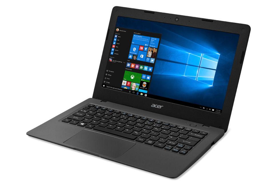 Acer visar upp Cloudbooks
