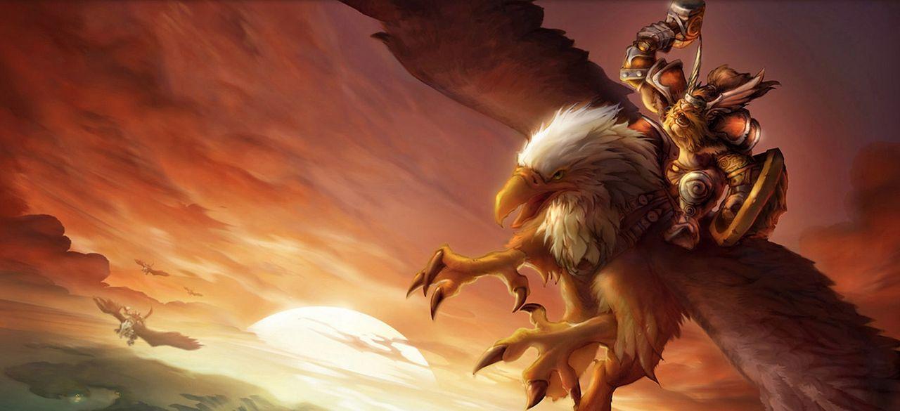 World of Warcraft tappar spelare