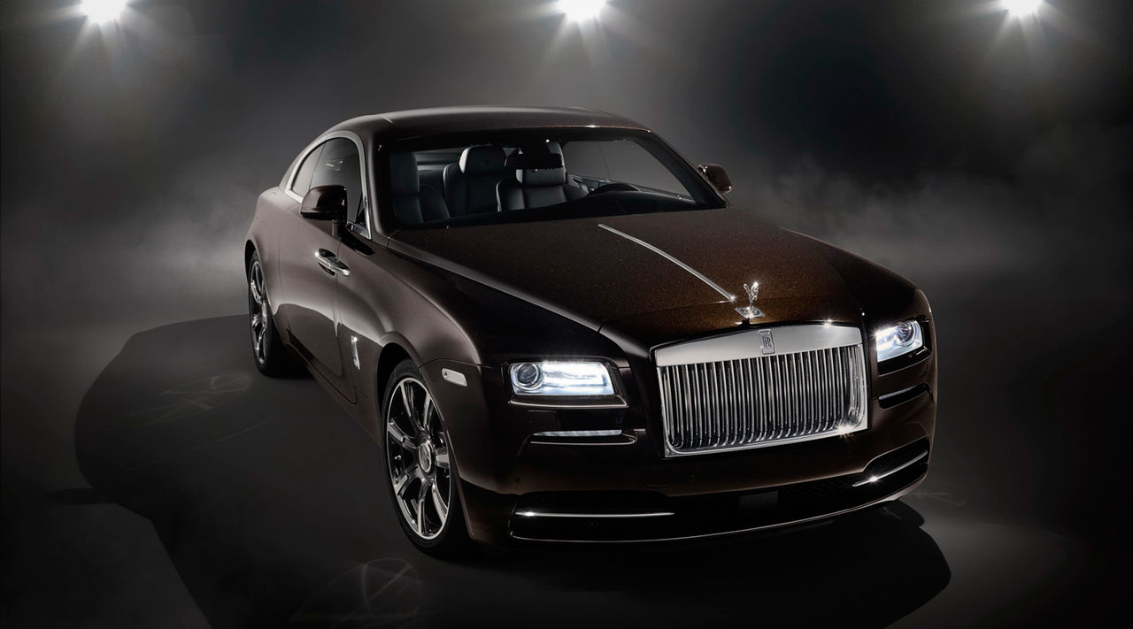 Rolls-Royce släpper Wraith för dig som gillar musik