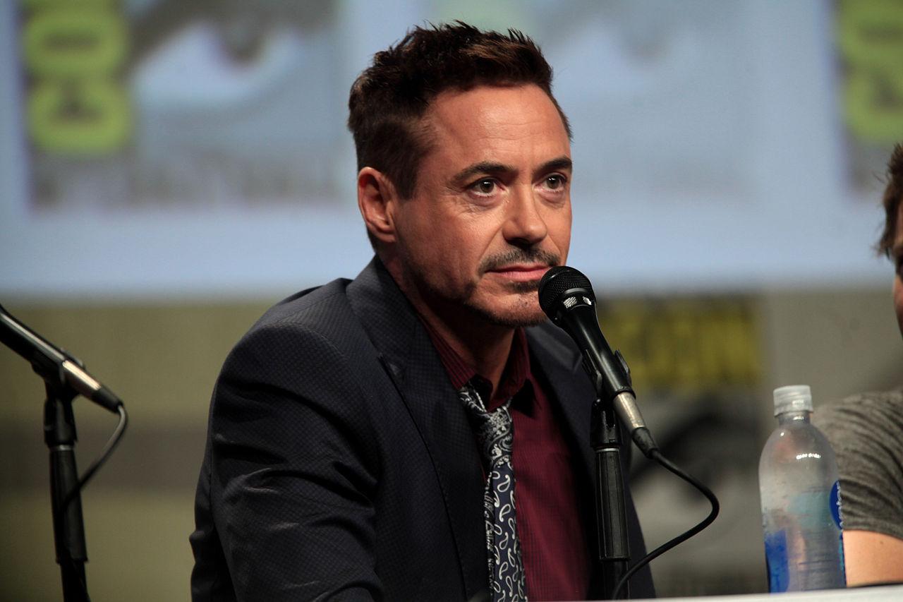 Robert Downey Jr är bäst betalda skådespelaren