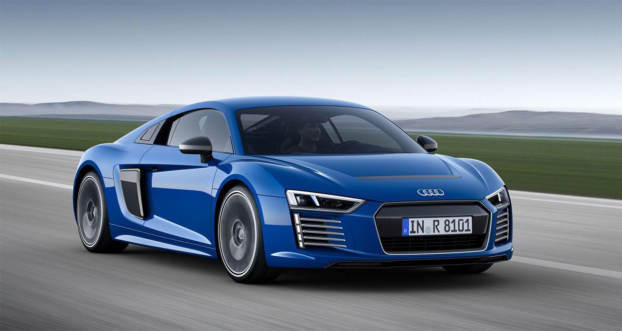 Audi R8 kan få dubbelturbomatad V6:a på 2.9 liter