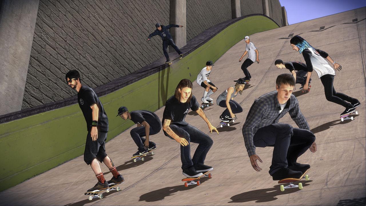 Tony Hawk's Pro Skater 5 får ny grafisk stil