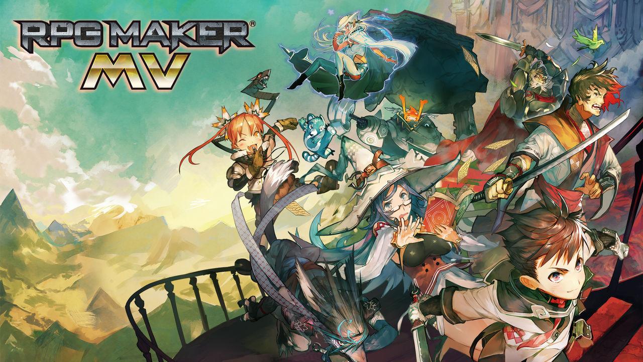RPG Maker MV kan exportera spel till mobiler