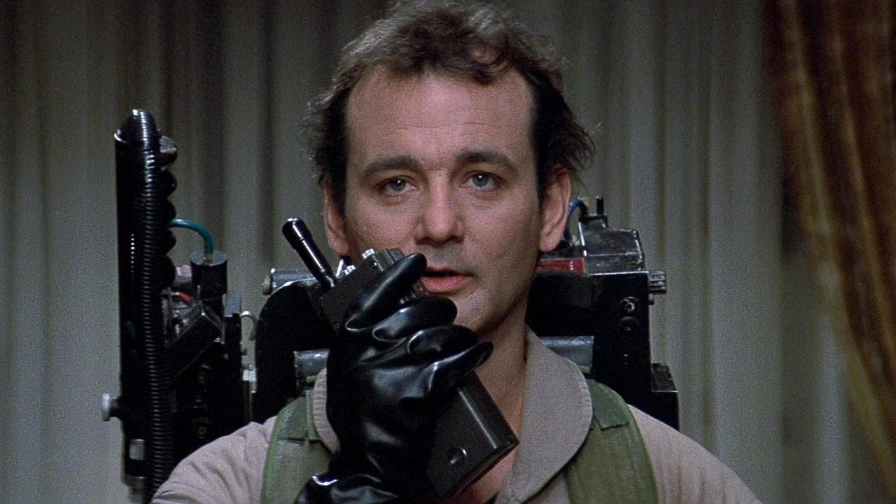 Bill Murray kommer att vara med i nya versionen av Ghostbusters