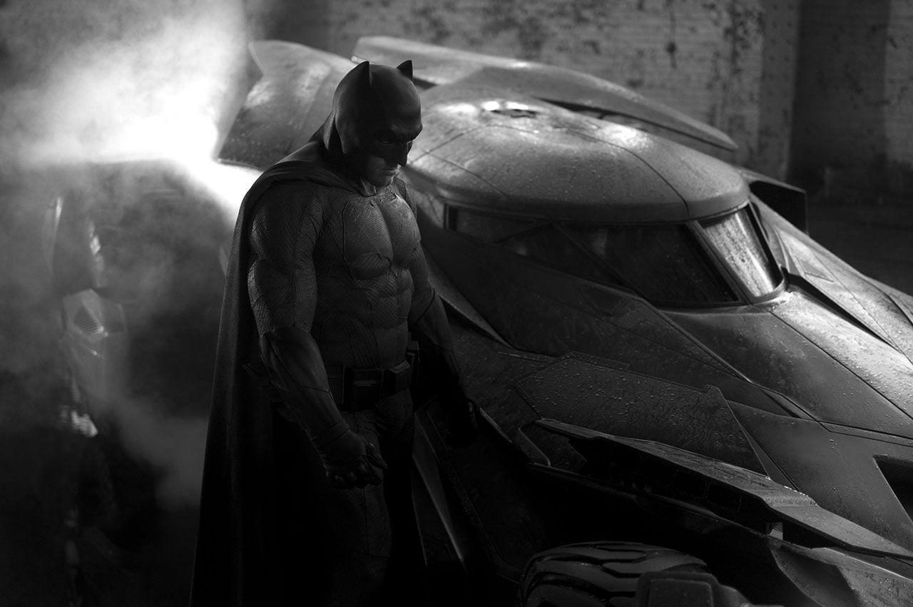 Ben Affleck ryktas ha skrivit på kontrakt för Batman-triologi
