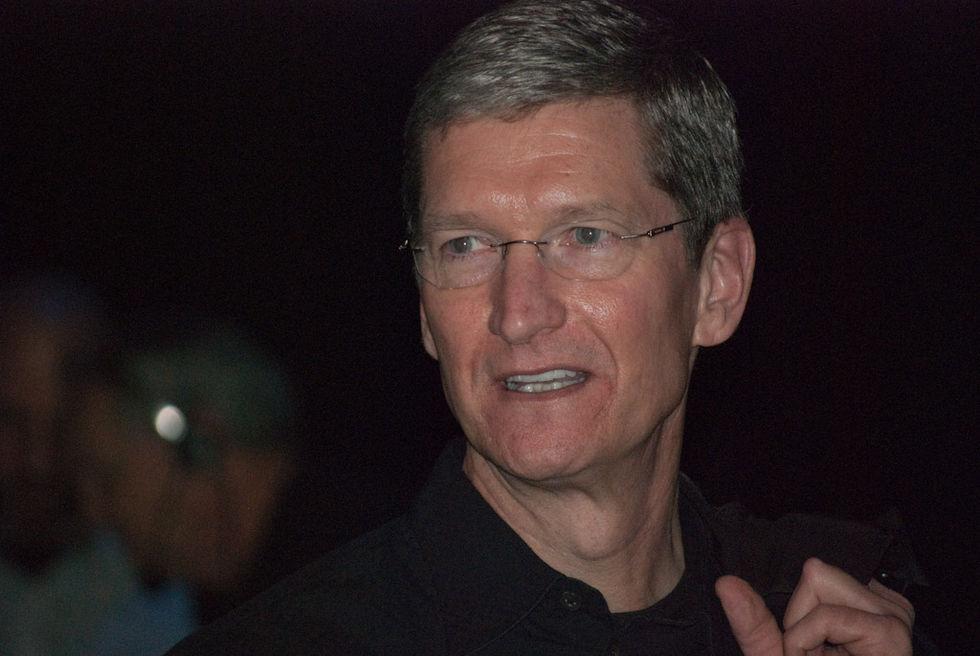 Personskyddet av Apples VD kostar sex miljoner kronor om året