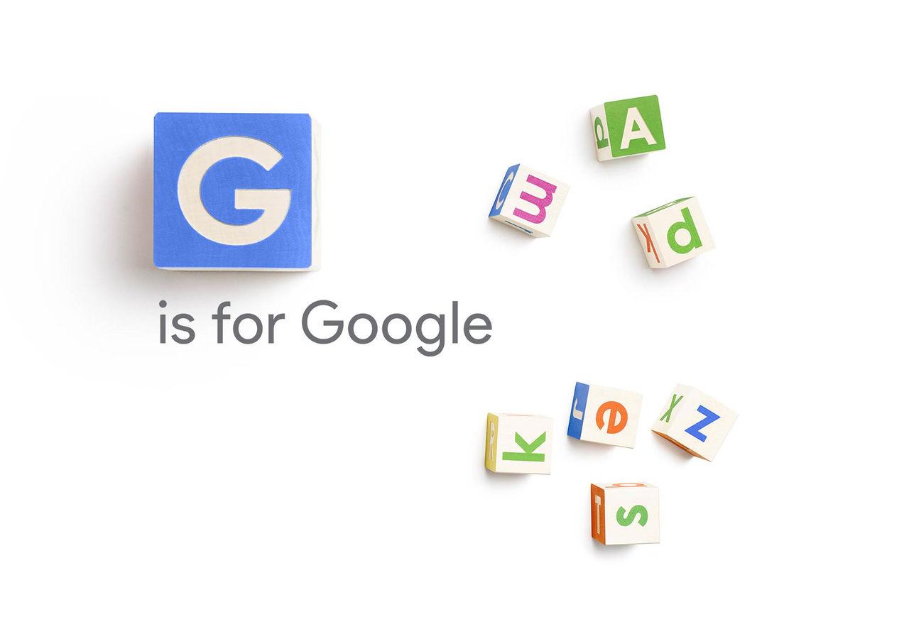 Google blir nu Alphabet