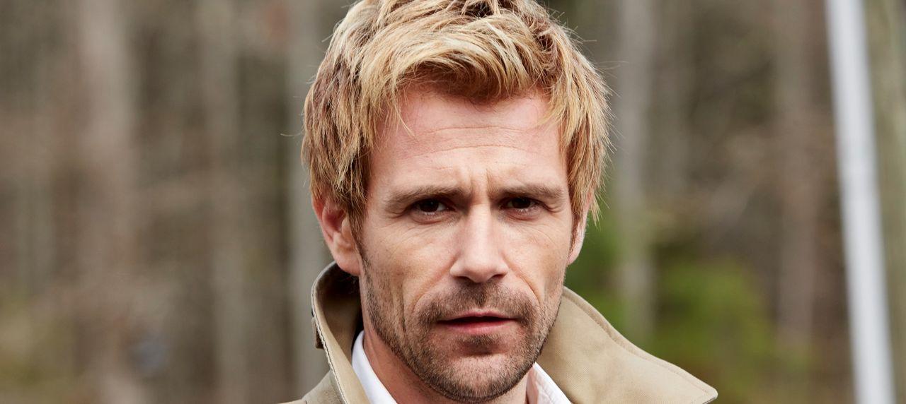 Matt Ryan återvänder som John Constantine