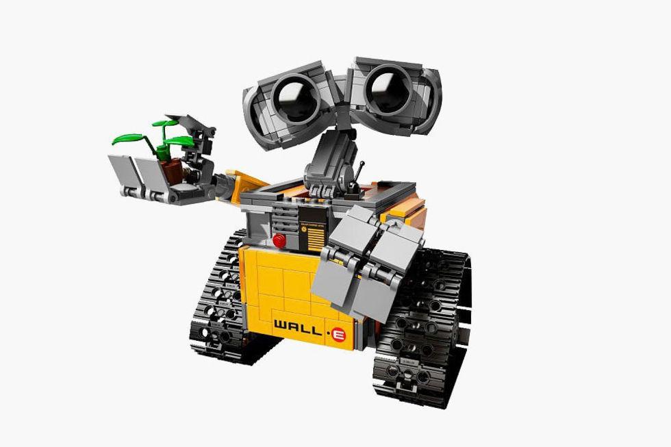 LEGO drar igång Wall-E-produktion