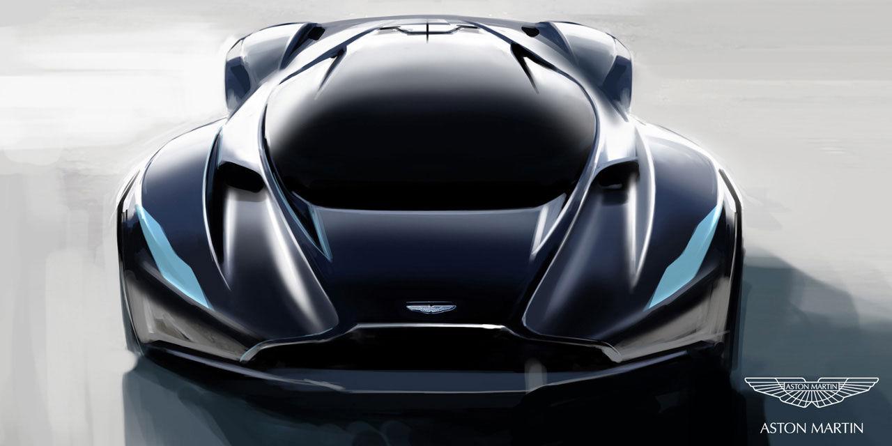 Aston Martin är sugna på att bygga en ny superbil