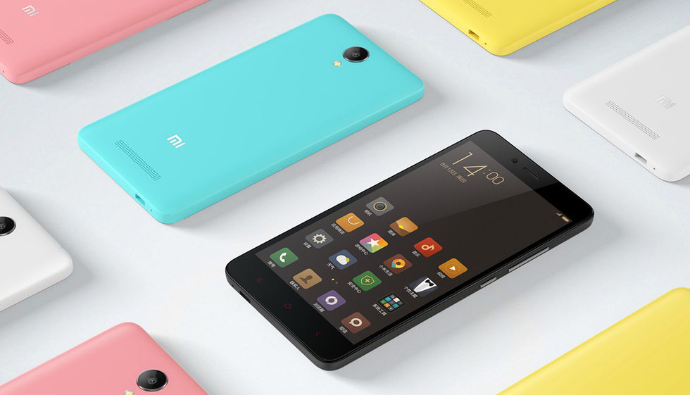 Xiaomi lanserar Redmi Note 2 och Redmi Note 2 Prime