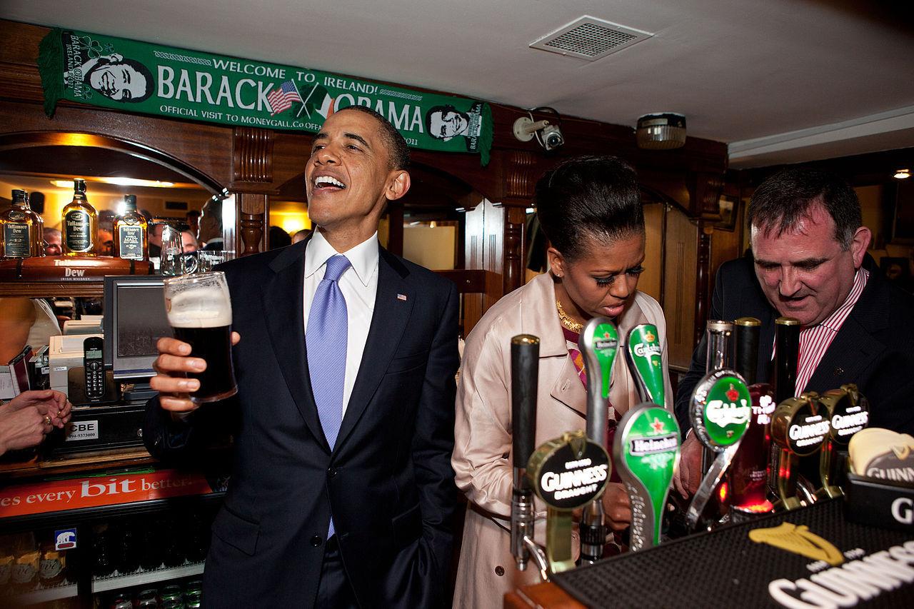 Lyssna på Barack Obamas Spotifylista