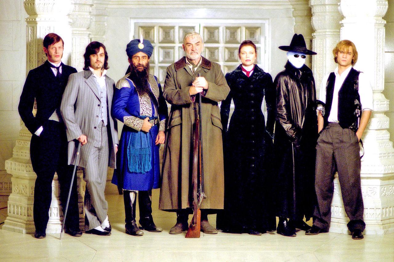 Rebooten av League Of Extraordinary Gentleman fokuserar på kvinnor