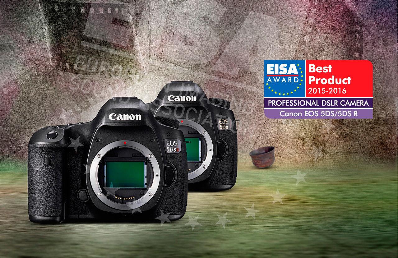 EISA har utsett årets bästa fotoprodukter