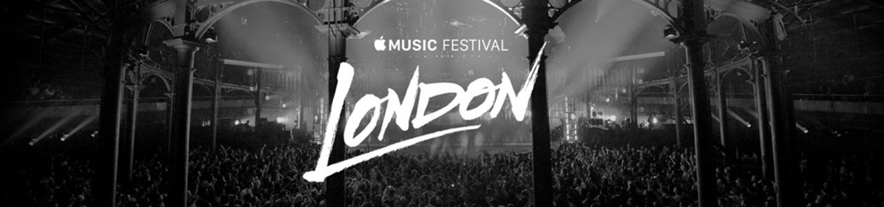 iTunes Festival blir Apple Music Festival