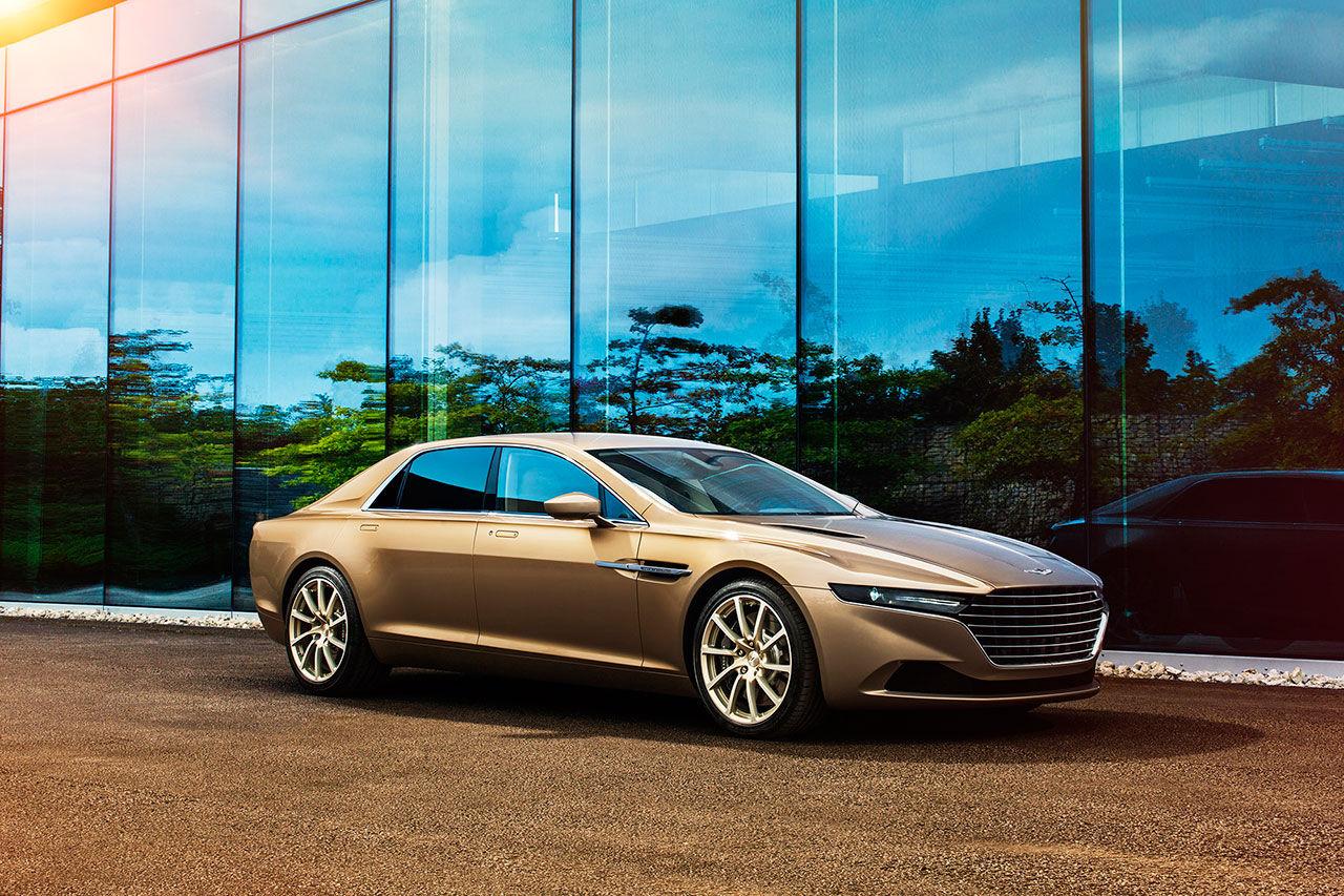 Så mycket får du betala för nya Aston Martin Lagonda