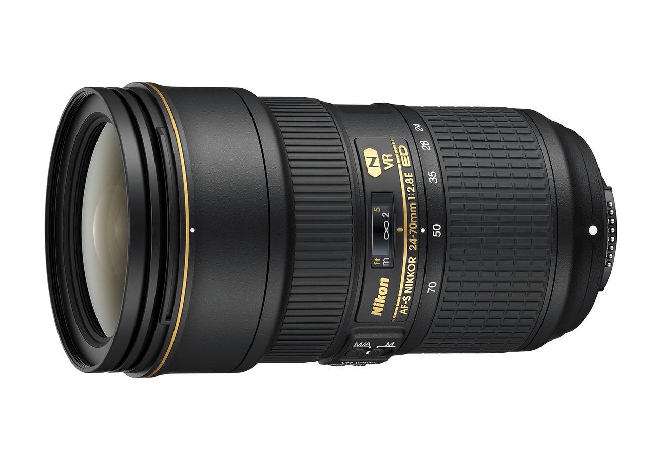 Nikon AF-S Nikkor 24-70mm f/2.8 försenas
